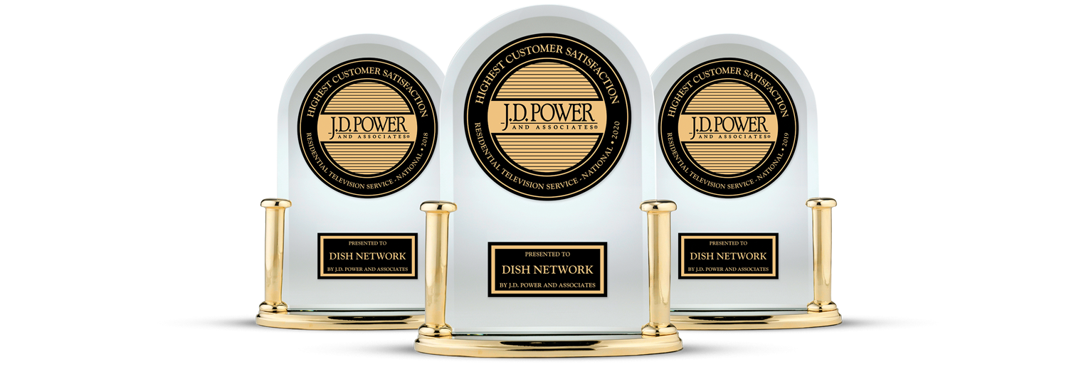 DISH Customer Satisfaction - Ranked #1 by JD Power - Advanced Satellites in WICHITA, Kansas - DISH Authorized Retailer
